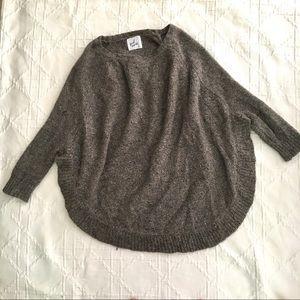 April Marin Lincoln Poncho Sweater